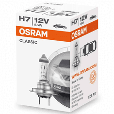 Osram žarulja 12V H7 55W CLASSIC