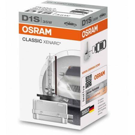 Osram žarulja XENARC - 35W D1S (Xenon) - Classic