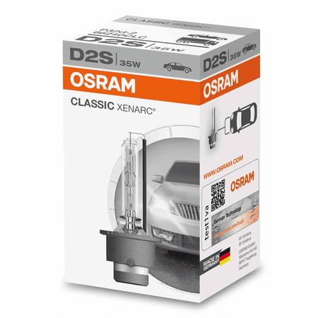 Osram ksenonska žarnica XENARC - 35W D2S (Xenon) Classic