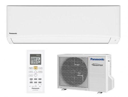 Panasonic stenska klimatska naprava CS/CU-TZ35TKE