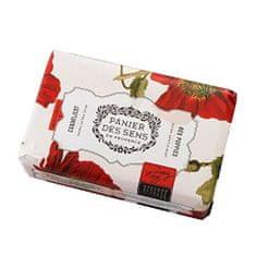 Panier des Sens Extra jemné prírodné mydlo s bambuckým maslom Mak (Extra Gentle Soap) 200 g