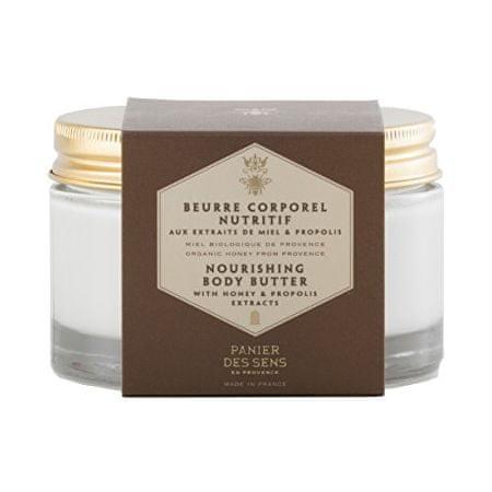Panier des Sens Výživné telové maslo sa včelí materskou kašičkou (Nourishing Body Butter) 200 ml