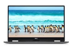 DELL prenosnik XPS 13 9365 i5-7Y57/8GB/SSD512GB/13,3FHD/W10Pro (210-AKCU)