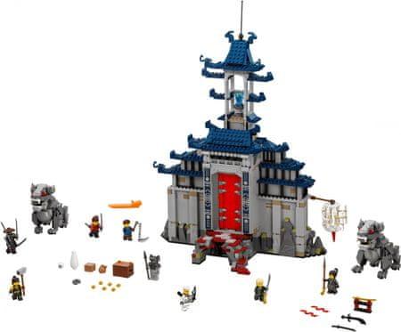 LEGO NINJAGO™ 70617 A legvégső fegyver temploma