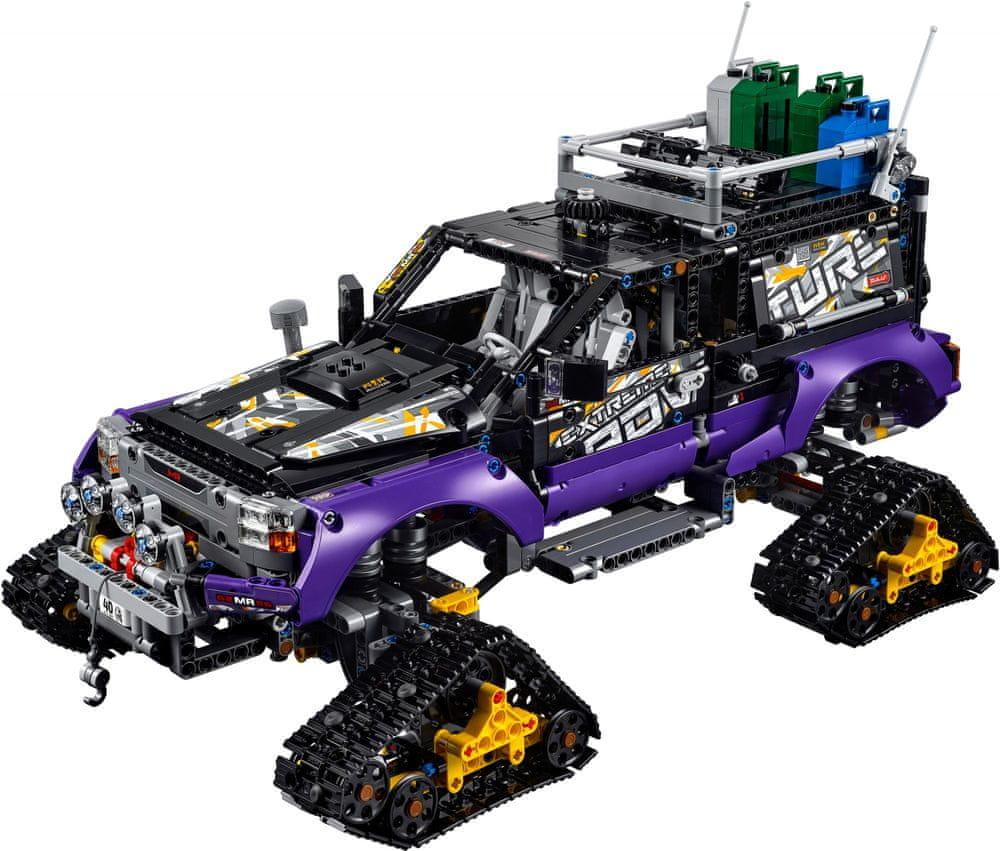 LEGO Technic 42069 Extrémní dobrodružství - rozbaleno - rozbaleno
