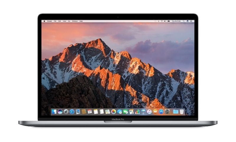 Apple MacBook Pro 15 Touch Bar (MPTR2CZ/A) SpaceGrey - 2017