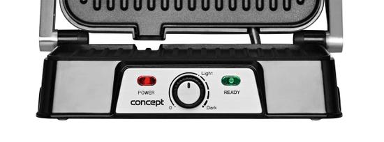 Concept kontaktní gril GE2005