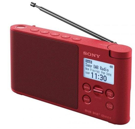 SONY XDRS41D Hordozható rádió