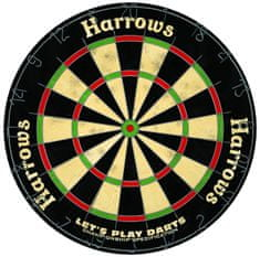 Harrows Terč Lets Play Darts