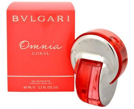 Bvlgari Omnia Coral - EDT, 65 ml