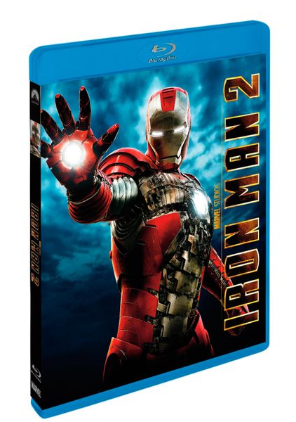 Iron Man 2. - Blu-ray