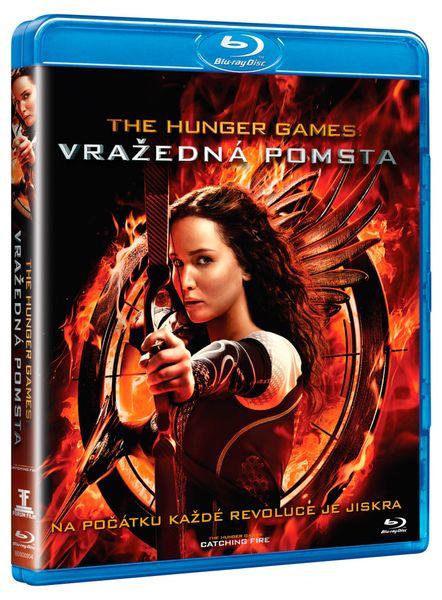 Hunger Games: Vražedná Pomsta - Blu-ray