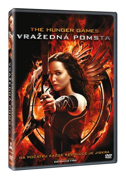 Hunger Games: Vražedná Pomsta - DVD