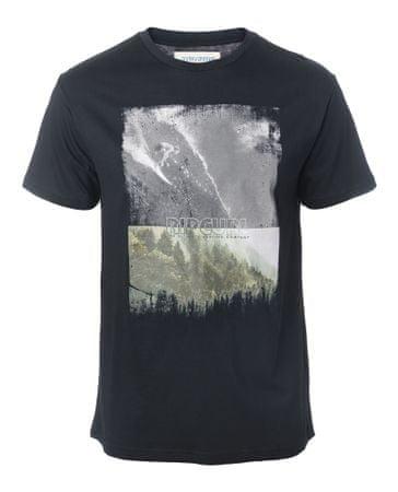 Rip Curl moška majica Gday Bday XL črna