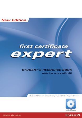 Mann Richard: FCE Expert new Edition Students Resource Book with Key/CD Pack