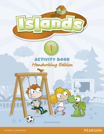 Malpas Susannah: Islands handwriting Level 1 Activity Book plus pin code