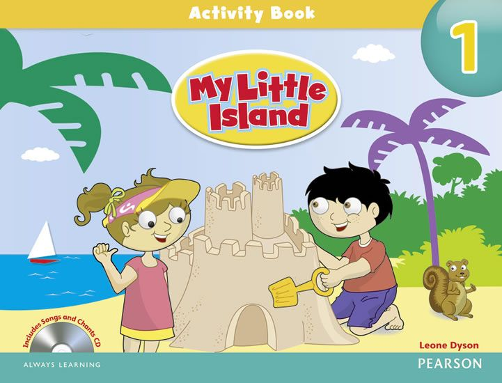 Dyson Leone: My Little Island 1 Activity Book w/ Songs and Chants CD Pack