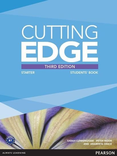Cunningham Sarah: Cutting Edge Starter New Edition Students´ Book and DVD Pack