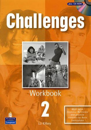 Kilbey Liz: Challenges 2 Workbook and CD-Rom Pack