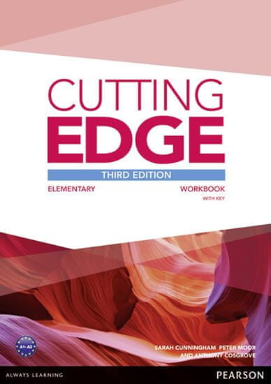 Crace Araminta: Cutting Edge 3rd Edition Elementary Workbook with Key