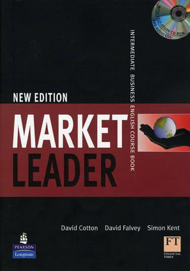 Cotton David: Market Leader Intermediate Coursebook/Class CD/Multi-Rom Pack