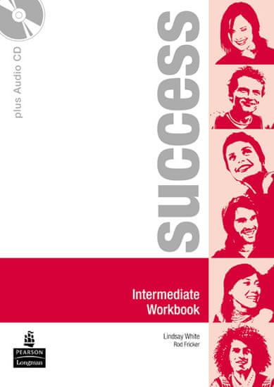 White Lindsay: Success Intermediate Workbook and CD Pack