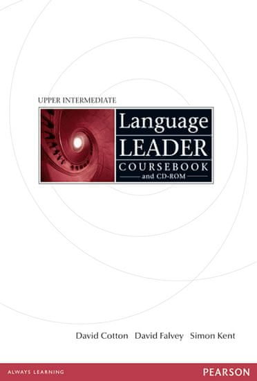 Cotton David: Language Leader Upper Intermediate Coursebook and CD-Rom Pack