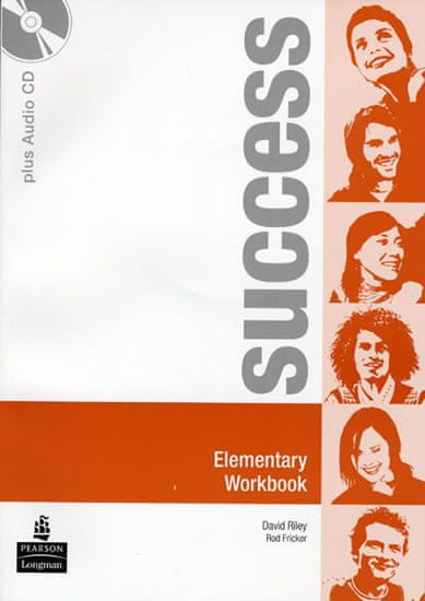 Riley David: Success Elementary Workbook and CD Pack