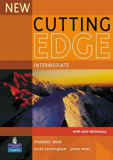 Cunningham Sarah: New Cutting Edge Intermediate Students´ Book