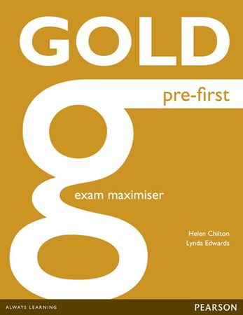 Chilton Helen: Gold Pre-First Maximiser without Key