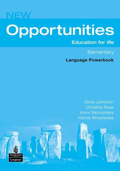 Johnston Olivia: New Opportunities Elementary Language Powerbook
