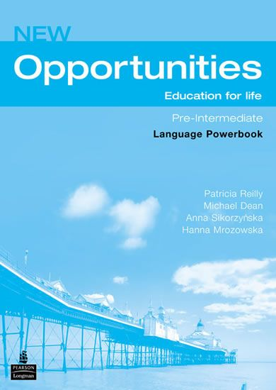 Reilly Patricia: New Opportunities Pre Language Powerbook