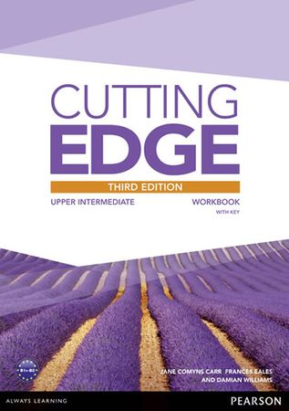 Williams Damian: Cutting Edge 3rd Edition Upper Intermediate Workbook with Key
