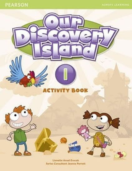 Erocak Linnette: Our Discovery Island 1 Activity book