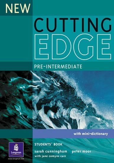 Cunningham Sarah: New Cutting Edge Pre-Intermediate Students´ Book