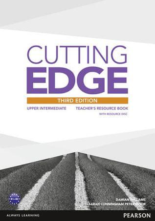 Williams Damian: Cutting Edge 3rd Edition Upper Intermediate Teacher´s Book and Teacher´s Resource D