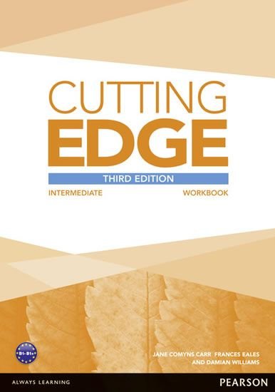 Williams Damian: Cutting Edge 3rd Edition Intermediate Workbook without Key