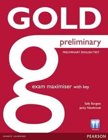 Burgess Sally: Gold Preliminary Maximiser with Key