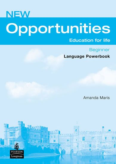 Maris Amanda: New Opportunities Beginner Language Powerbook