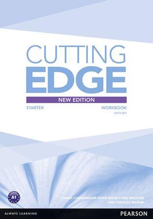 Marnie Frances: Cutting Edge Starter New Edition Workbook with Key