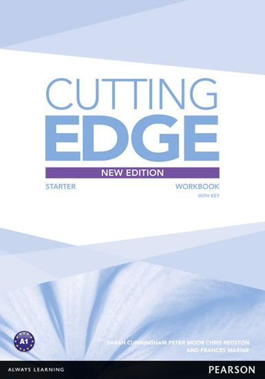 Marnie Frances: Cutting Edge Starter New Edition Workbook with Key