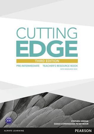 Greene Stephen: Cutting Edge 3rd Edition Pre-Intermediate Teacher´s Book and Teacher´s Resource Disk