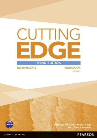 Williams Damian: Cutting Edge 3rd Edition Intermediate Workbook with Key