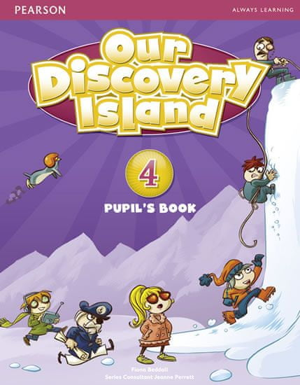 Beddall Fiona: Our Discovery Island 4 Pupil´s Book