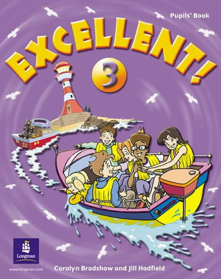 Hadfield Jill: Excellent 3 Pupil´s Book
