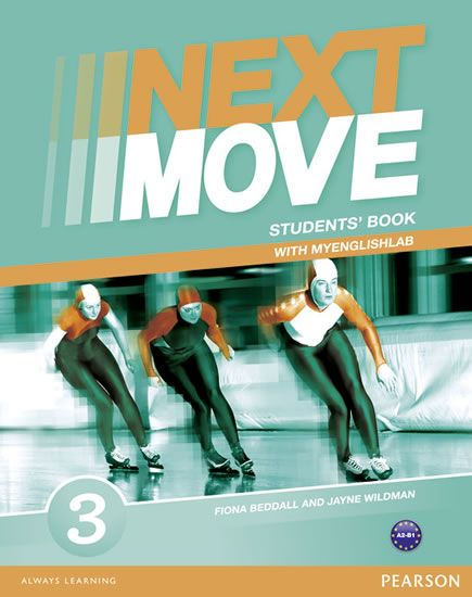 Wildman Jayne: Next Move 3 Students´ Book & MyLab Pack
