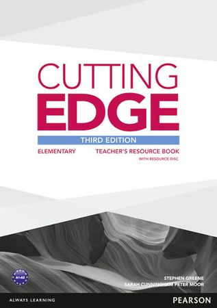 Greene Stephen: Cutting Edge 3rd Edition Elementary Teacher´s Book with Teacher´s Resources Disk Pac