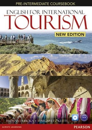 Dubicka Iwona: English for International Tourism Pre-Intermediate New Edition Coursebook and DVD-ROM