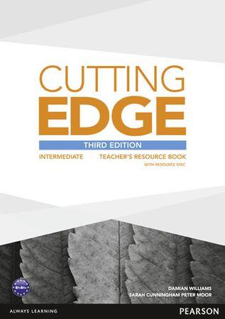 Williams Damian: Cutting Edge 3rd Edition Intermediate Teacher´s Book and Teacher´s Resource Disk Pa