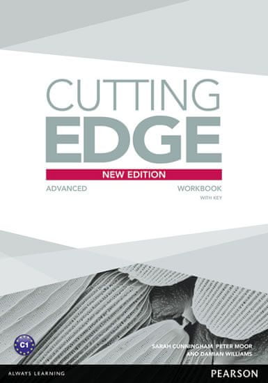Williams Damian: Cutting Edge Advanced New Edition Workbook with Key